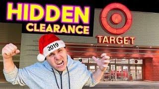 Find Target Secret HIDDEN Clearance Deals - Christmas 2019