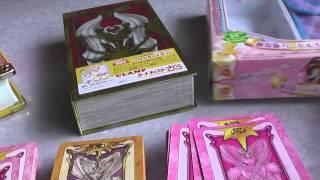 カードキャプターさくら CLAMP描きおろしクロウカードセット Cardcaptor Sakura Clow Cards set