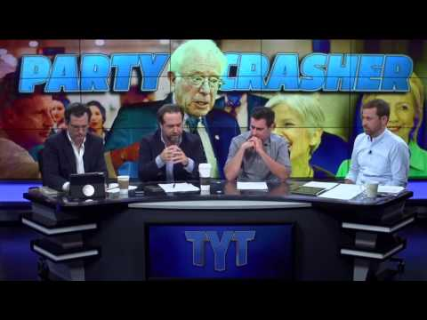 Michael Shure saying why Clinton is better & Trump is WORSE