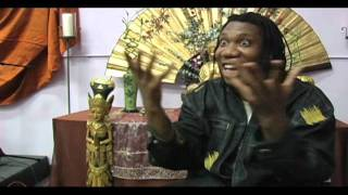 Unedited KRS-ONE Interview for ARE WE STILL THE UGLY AMERICAN? Part 4 KRS on War & God