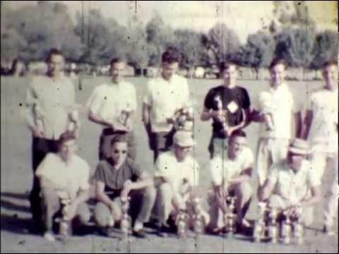1966 Tucson Arizona Control-Line Model Airplane Competition (Old 8mm)