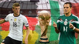 Germany vs Mexico | 2018 World Cup | Group F | FIFA 18 Gameplay, Highlights & Goals | Prediction