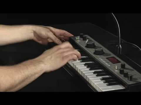 Korg microKORG XL Official Product Introduction