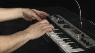 Korg proudly presents the microKORG XL Synthesizer/Vocoder! Take a ...