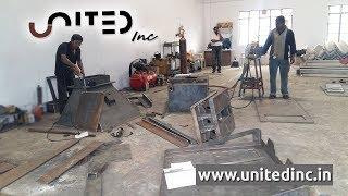 CNC Fiber Laser Cutting Machine Press Brake Fabrication Peenya Bangalore