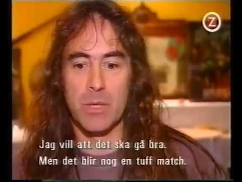 Iron Maiden: Interview (Ed Hunter Tour)