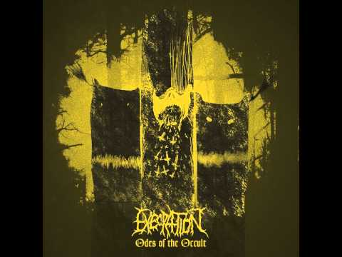 Execration - Left in Scorn (Odes of the Occult, 2011)
