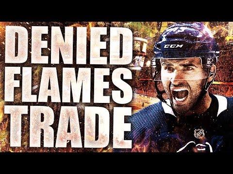 Why Nazem Kadri DENIED TRADE TO CALGARY FLAMES (Toronto Maple Leafs Trade Rumours - NHL Trade 2019)