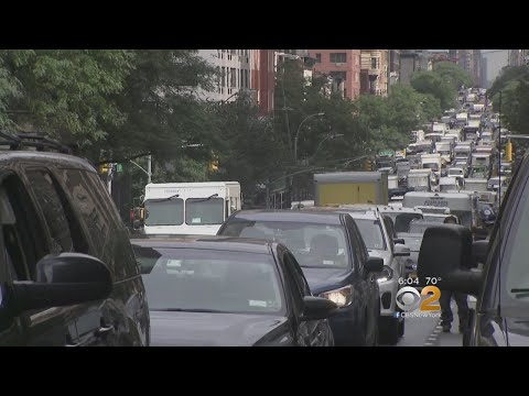 NYC Braces For Gridlock As U.N. Comes To Town