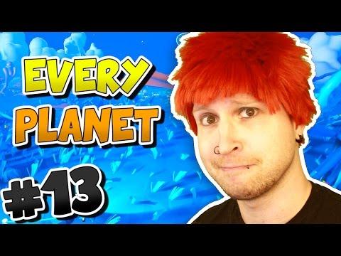 EVERY PLANET IN ASTRONEER (ENDING)!! ✪ Scythe Plays Astroneer Gameplay #13