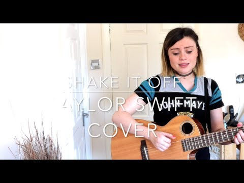 Here's a Taylor Swift Cover! (Shake it off) : Paige Temperley
