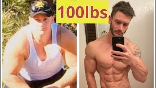 This is my 100lb Intermittent Fasting Transformation