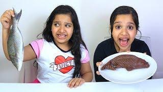شفا ضد سوسو !! الأكل الحقيقي ضد الشوكولاتة !!