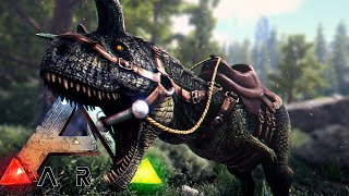 ARK Got A New Carno And It's Terrifying! - The Carno TLC Mod - ARK Survival Evolved - Gameplay