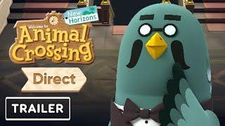 Animal Crossing: New Horizons October 2021 Direct Teaser Trailer | Nintendo Direct