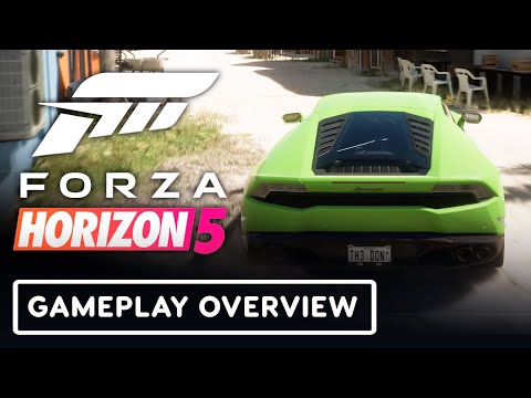 Forza Horizon 5 - Official Gameplay Overview   E3 2021
