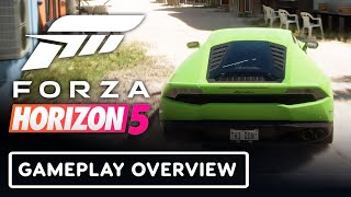 Forza Horizon 5 - Official Gameplay Overview | E3 2021