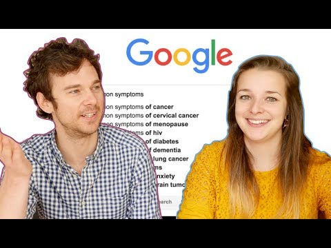 DOCTORS answer GOOGLE questions | Most common symptoms ...