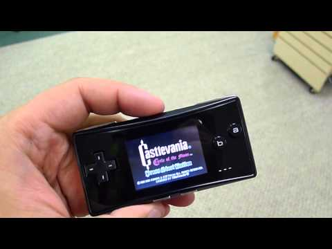 The Game Boy Micro video you actually need to see. (NSFW Language.)