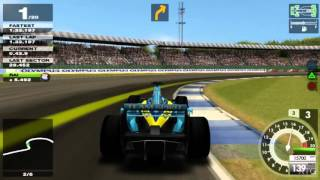 Formula One 05 PS2 Gameplay HD (PCSX2)