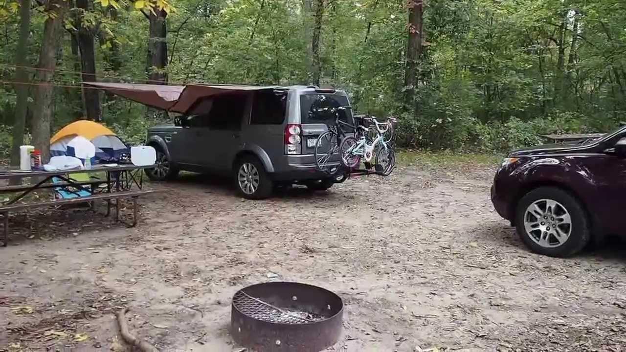 Suv Camping Youtube