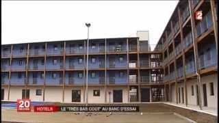 eklo hotels au 20 H de France 2