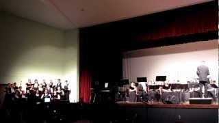 "Seminole High School Wind Ensemble 2012 performing ""Seal Lullaby"""