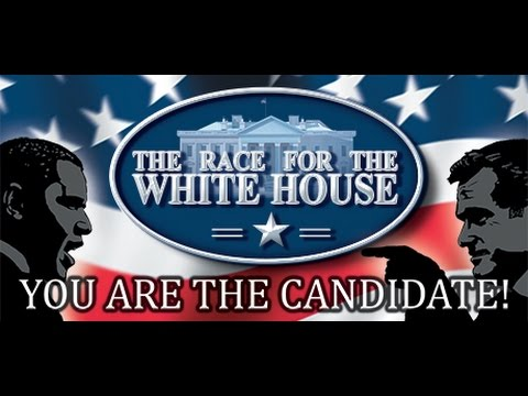 The Race for the Whitehouse Gameplay - Full Campaign [PC HD] [60FPS]