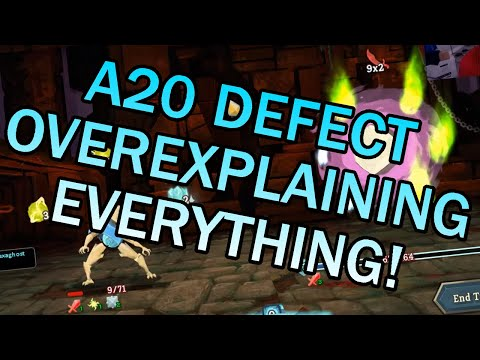 OVEREXPLAINED! | Ascension 20 Defect Run | Slay The Spire