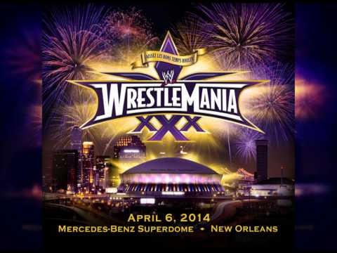 "Wrestlemania 30 (XXX) 1st Official Theme Song - ""Celebrate"" by Kid Rock."