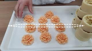 공예수업/카네이션 비누만들기