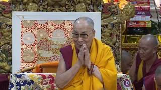"""Далай-лама. Учение по """"Мадхьямака-аватаре"""" Чандракирти - Третий день"""