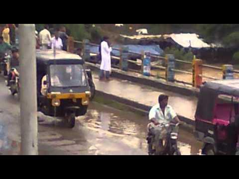 Suberna rekha river mango,jamshedpur on 23 09 2011