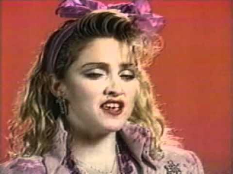 Madonnas-1985-I-Want-My-MTV-Ad