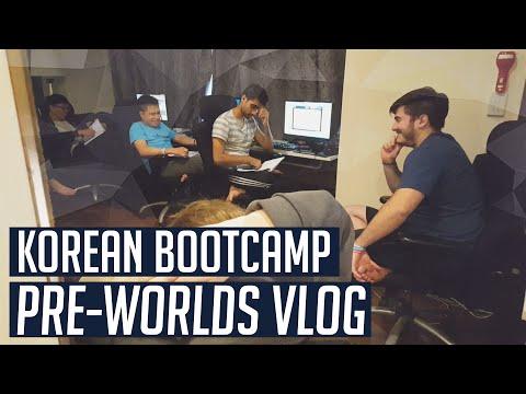 CLG LoL   Korean Bootcamp Pre-Worlds Vlog