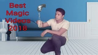 Top Magic Tricks 2018 - Most Amazing Magic Trick Ever | Water Magic Tricks Revealed
