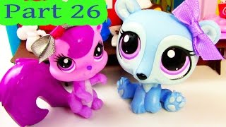 LPS Welcome Home Baby - Mommies Part 26 Littlest Pet Shop Series Movie LPS Mom Babies