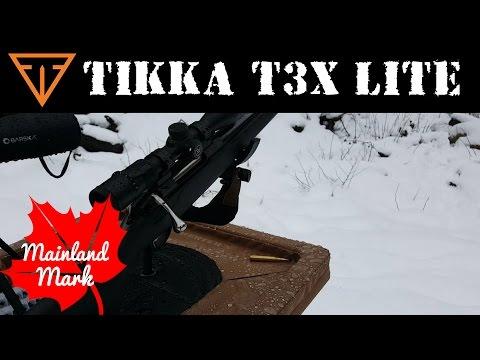 Tikka T3X Lite 30-06