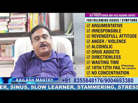 Depression Curable in just 10 days By Kailash Mantry  Life Coach