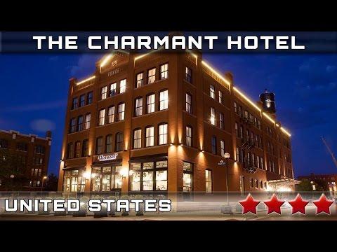 THE CHARMANT HOTEL 4⭐ (La Crosse, Wisconsin)