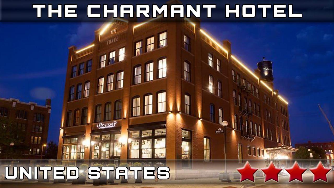 The Charmant Hotel 4 La Crosse Wisconsin