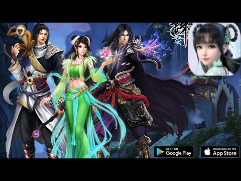 Fantasy New Jade Dynasty 梦幻新诛仙 - Test Suit Gameplay ( Android /IOS)