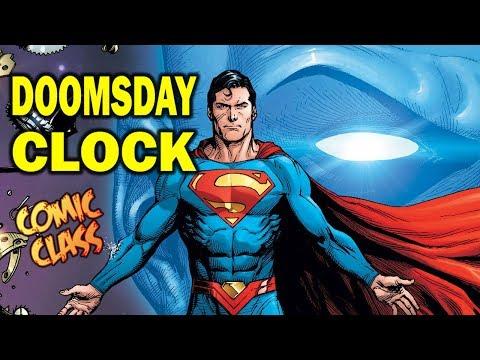 Doomsday Clock - Comic Class