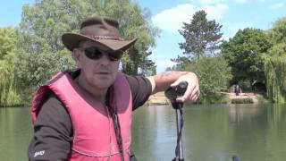 Carp Fishing in France Webcast - June 2011