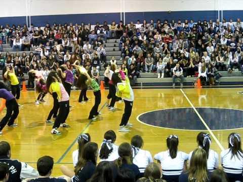 Randolph High School Winter Pep Rally 2009