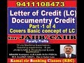 Letter of Credit Part 1 for JAIIB CAIIB by kamal krishna 27052018 Basics