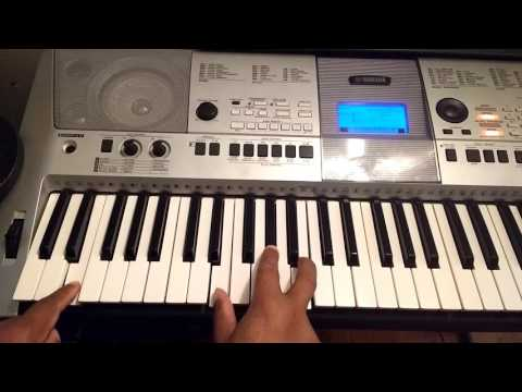 How to play Made A Way by Travis Greene on piano