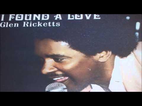 Glen Picketts - I Wanna Write You A Love Song