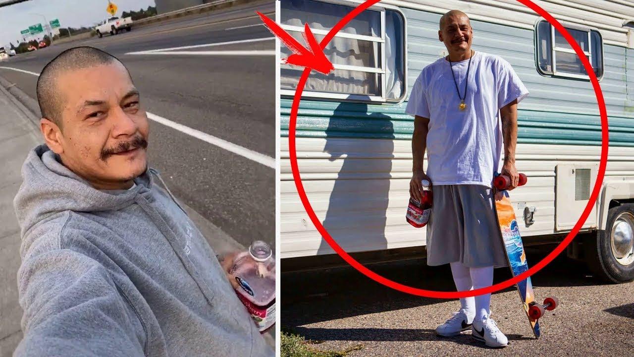لم يتخيل الرجل انه بعد تعطل سيارته رفع فيديو على تيك توك سوف تتغير حياته بهذه الطريقة