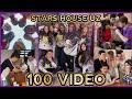 Gambar cover Stars House uz - Barchalari 1dan 100gacha   Xusniddin Parizoda Bonamur Amirchik Komol Azim